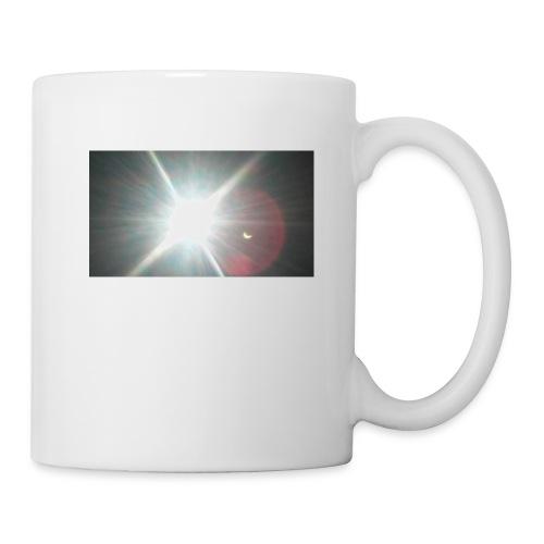 Ecliptic above - Coffee/Tea Mug
