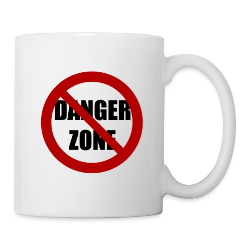 No Danger Zone - Coffee/Tea Mug