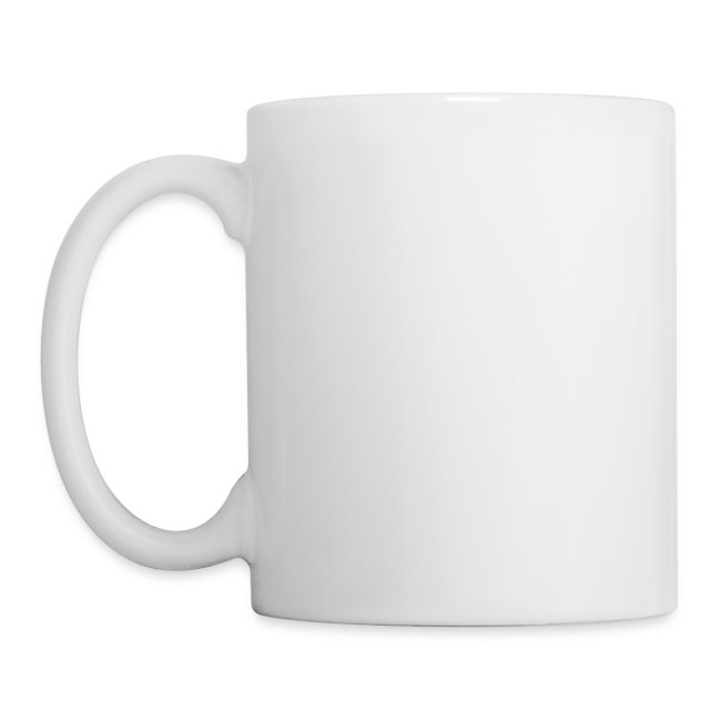 Blue And Black Mugs And Mouse Pads
