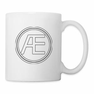 Æ Logo - Coffee/Tea Mug