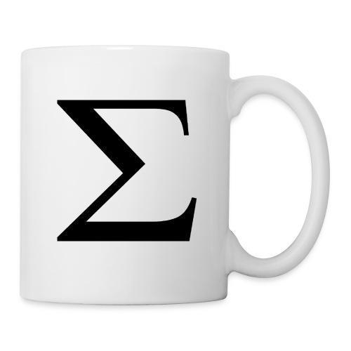 Greek Letter - Coffee/Tea Mug