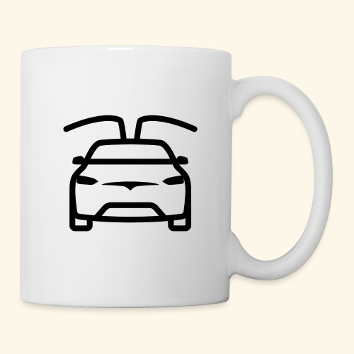 Tesla #1 - Coffee/Tea Mug