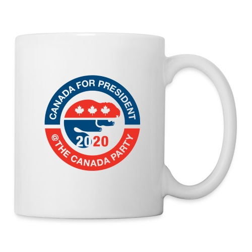 CP2020 ButtonLarge - Coffee/Tea Mug