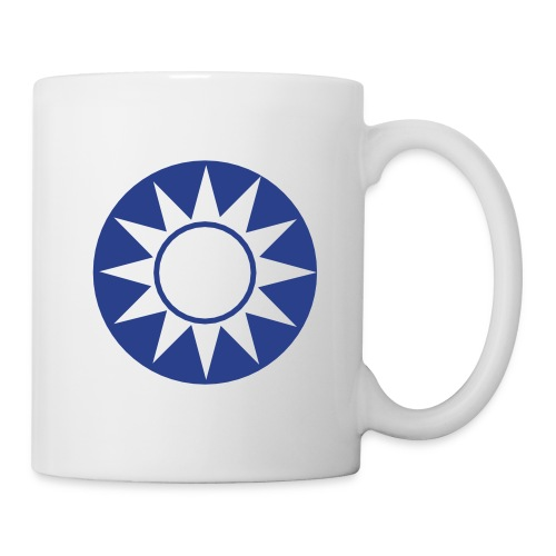 China Symbol - Axis & Allies - Coffee/Tea Mug