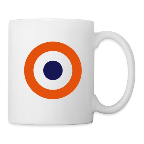 France Symbol - Axis & Allies - Coffee/Tea Mug