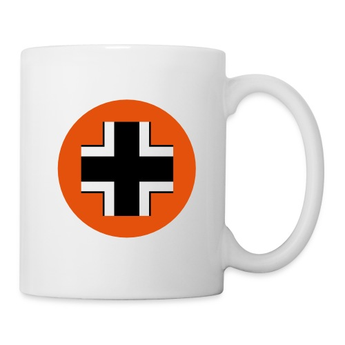 Germany Symbol - Axis & Allies - Coffee/Tea Mug