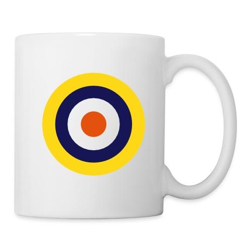 UK Symbol - Axis & Allies - Coffee/Tea Mug