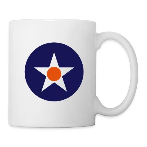 USA Symbol - Axis & Allies - Coffee/Tea Mug