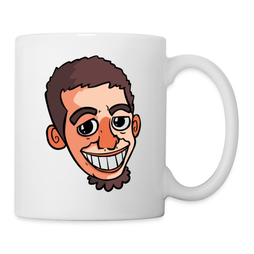 Mathas Head png - Coffee/Tea Mug