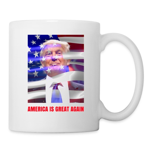 AMERICA IS GREAT AGAIN - Coffee/Tea Mug