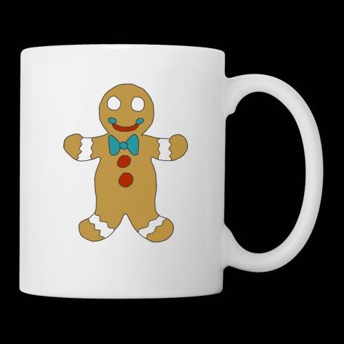 Gingerbread Man - Coffee/Tea Mug