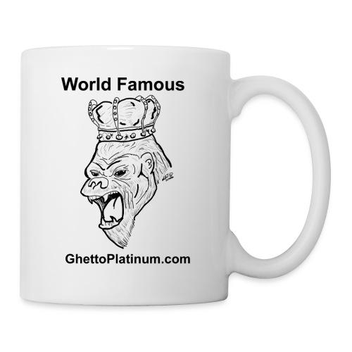 T-shirt-worldfamousForilla2tight - Coffee/Tea Mug