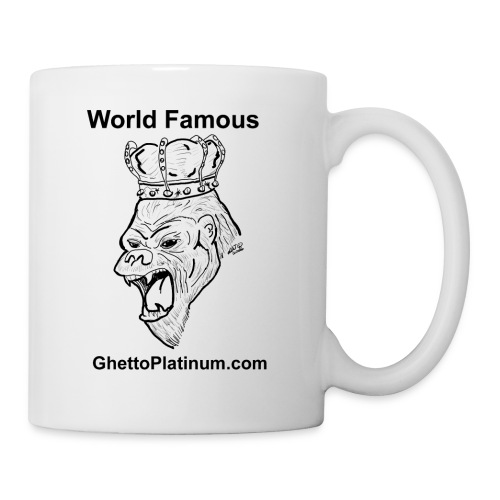 T-shirt-worldfamousForilla2tight - Coffee/Tea Mug