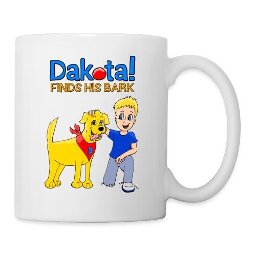 Dakota! Finds His Bark - Coffee/Tea Mug