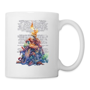 Answer to the Question Dragons - Coffee/Tea Mug