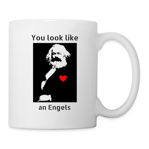 Marx_love_Shirt - Coffee/Tea Mug