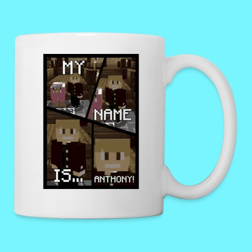 iDMC Comic Strip - Coffee/Tea Mug