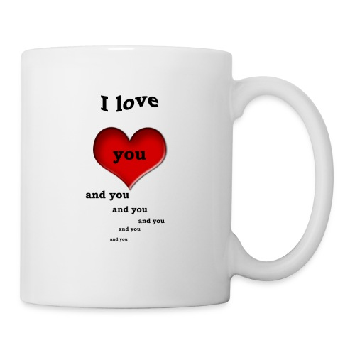 Valentin Love - Coffee/Tea Mug
