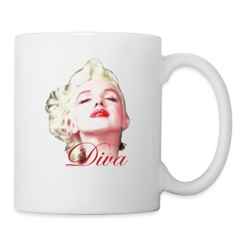 Marilyn Diva - Coffee/Tea Mug