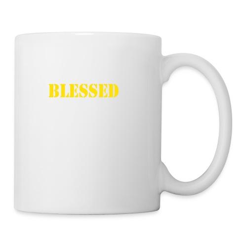 I am blessed. - Coffee/Tea Mug