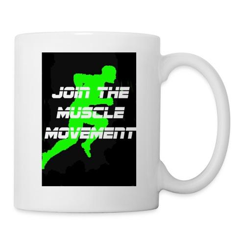 muscle movement - Coffee/Tea Mug