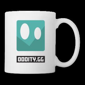 Black Oddity Icon - Coffee/Tea Mug