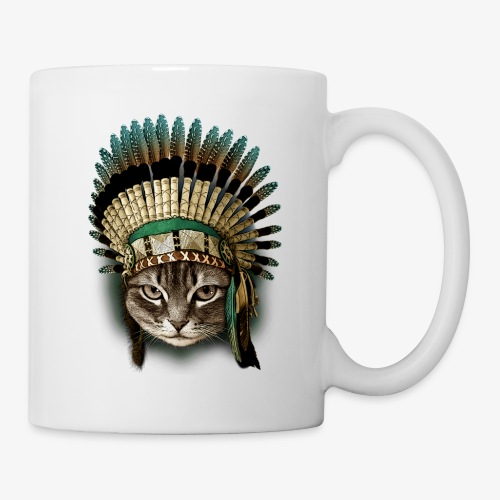 the chief cat - Coffee/Tea Mug