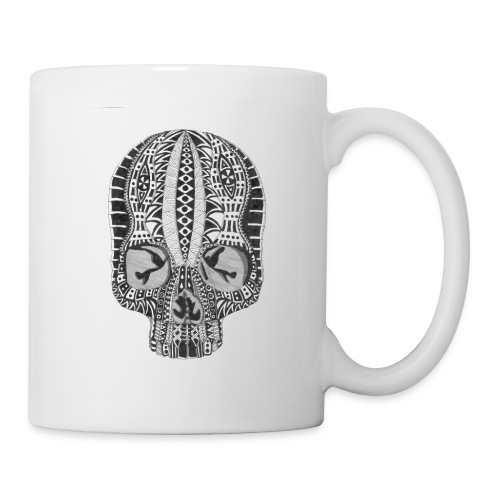 skull - Coffee/Tea Mug