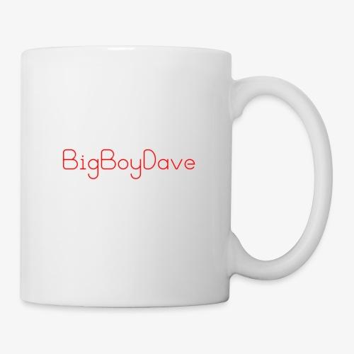 bigboy dave - Coffee/Tea Mug