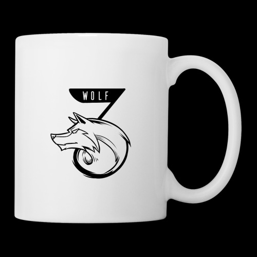 johnj WOLF shirt - Coffee/Tea Mug