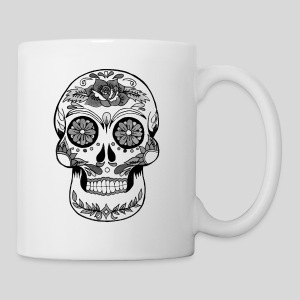 Catrina Black & White - Coffee/Tea Mug