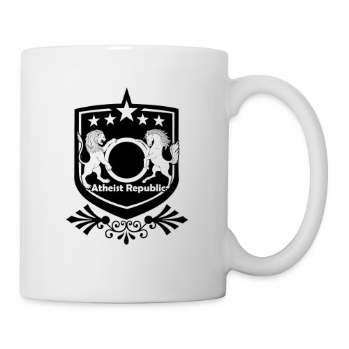 Atheist Republic Logo - Starred Badge - Coffee/Tea Mug