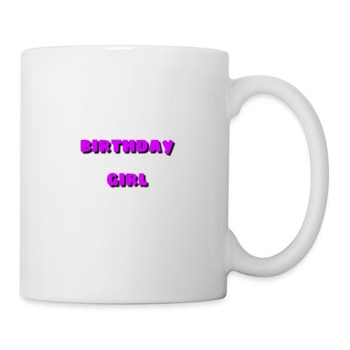 bday girl - Coffee/Tea Mug
