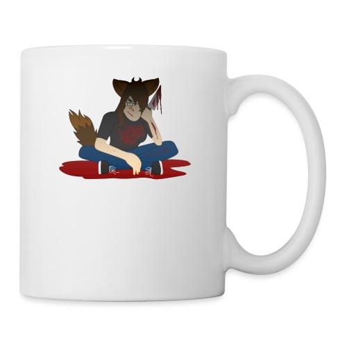 KR ASMR Murderer Kiba - Coffee/Tea Mug