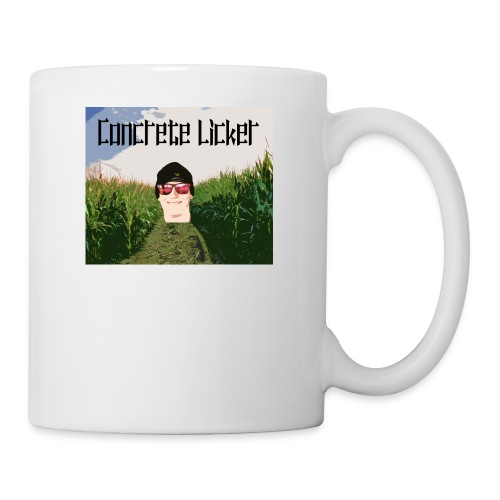 The Concrete Licker - Coffee/Tea Mug