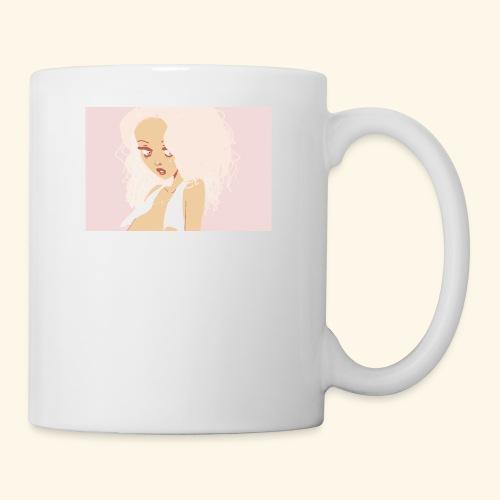 Mauve Beauty - Coffee/Tea Mug