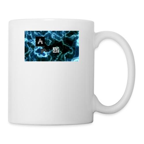 Andrew _Gaming/Vlogs Button - Coffee/Tea Mug