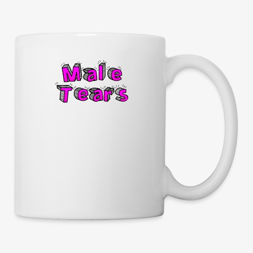 MALE TEARS - Coffee/Tea Mug