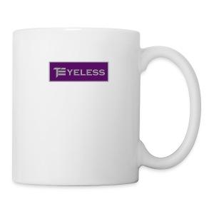 EYELESS BLOCK - Coffee/Tea Mug