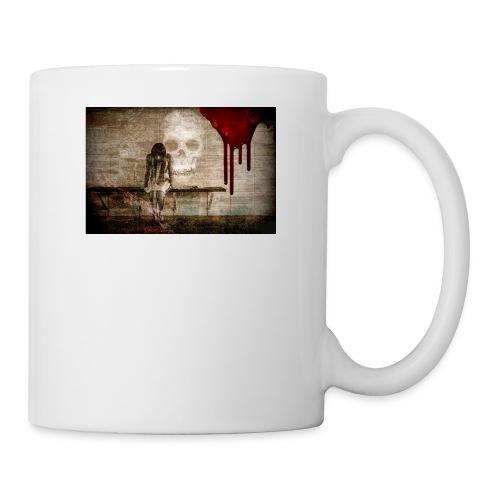 sad girl - Coffee/Tea Mug