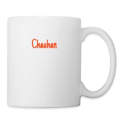 Chauhan - Coffee/Tea Mug