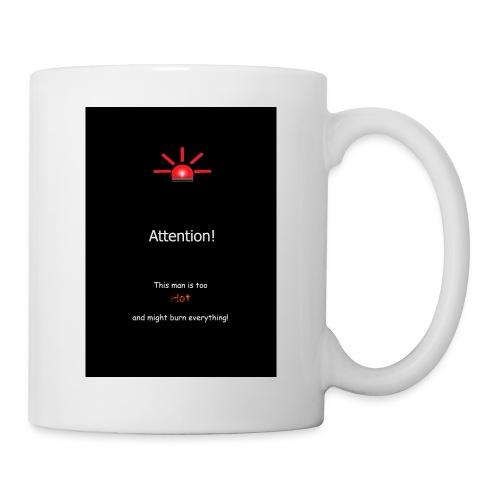 Sexy Man T-Shirt - Coffee/Tea Mug