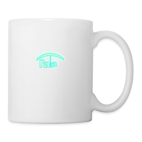 Rainy neon Tshirt - Coffee/Tea Mug