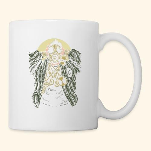 Gas mask Gangsta - Coffee/Tea Mug