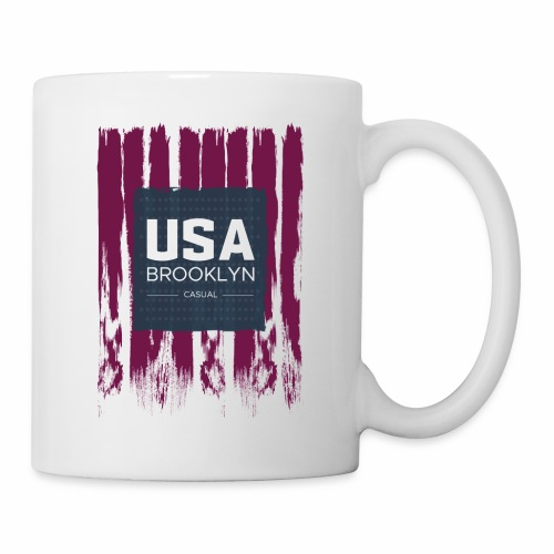 US T-Shirt - Coffee/Tea Mug