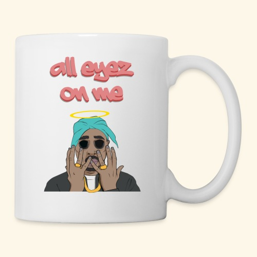 Pac Amaru Shakur Hip Hop Greatest Rapper - Coffee/Tea Mug