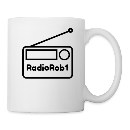 RadioRob1 - Coffee/Tea Mug