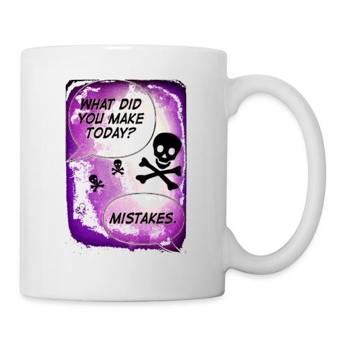 Makin' Mistakes By: Anarchy Angels Ltd. - Coffee/Tea Mug