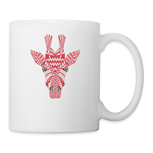 Giraffe Head - Coffee/Tea Mug