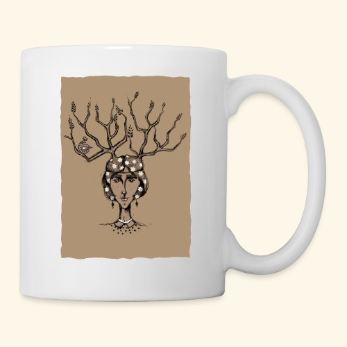The Tree Girl - Coffee/Tea Mug